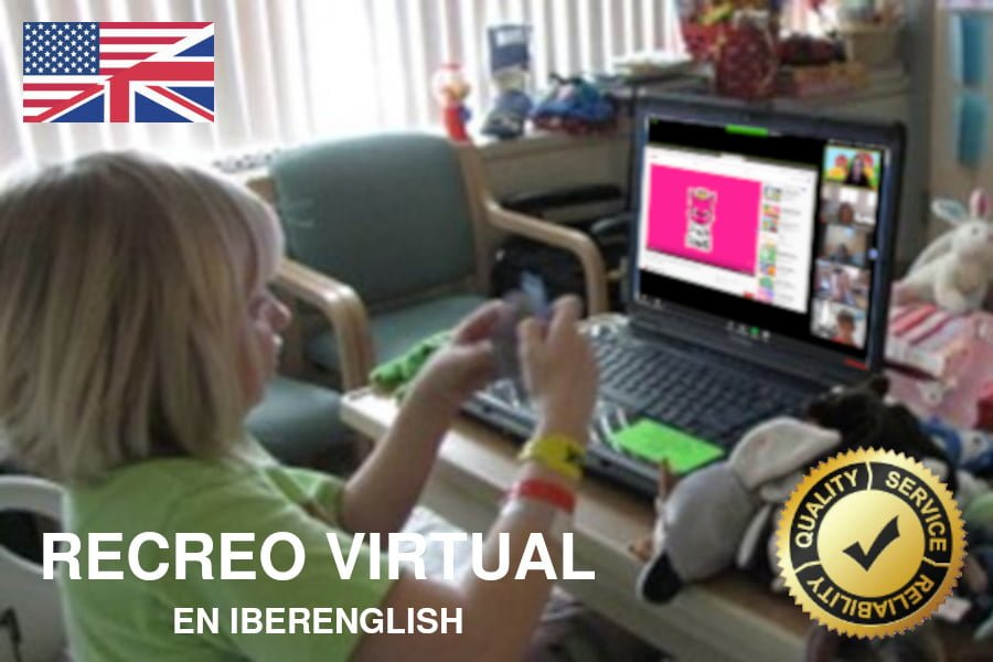 RECREO VIRTUAL 100% EN INGLÉS